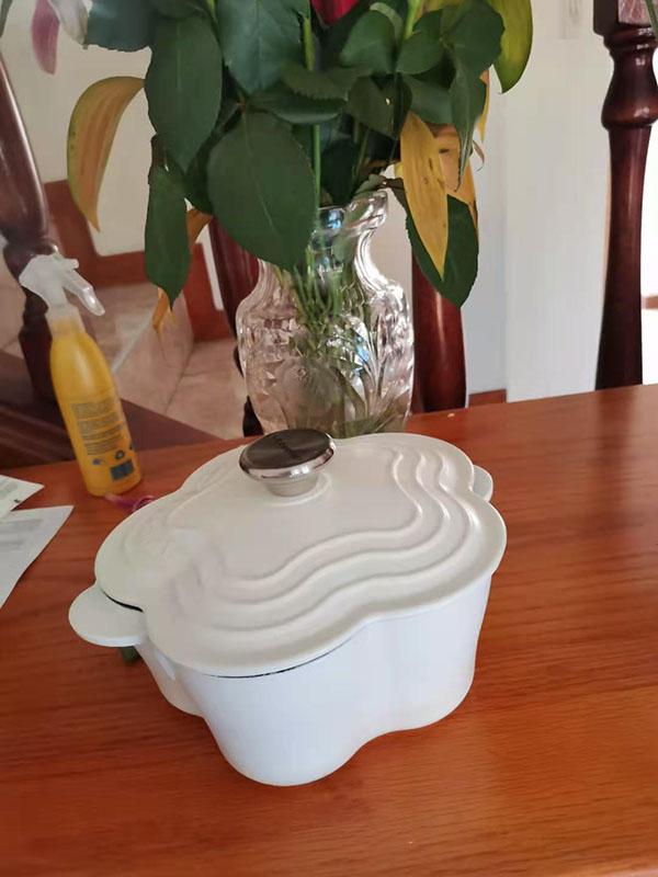 南非lecreuset官网海淘法国lecreuset酷彩珐琅铸铁锅
